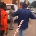 (Video) Lecturer Brought Gun to Invigilate Exam in UNIBEN