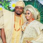 Blogger calls out actress, Wumi Toriola for allegedly cheating on hubby