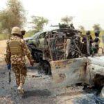 Nigerian Military Bans Traffic on Damaturu Road