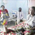 Bayelsa community celebrates as 55-year-old woman gives birth to triplets after years of childlessness