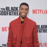 Chadwick Boseman Receives Posthumous Award