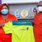 (Shame Turns Fame) Eniola Badmus appreciated by Sanwo-Olu