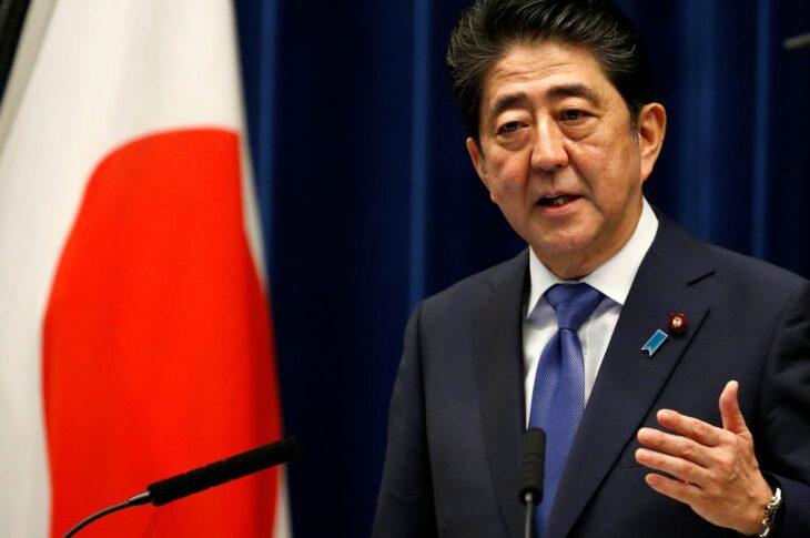 Japan Prime Minister Shinzo