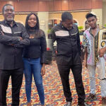 Kanayo O. Kanayo celebrates  children