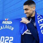 Rangers extend Balogun's contract