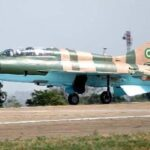 Nigerian Air Force Combat Aircraft Disappears While on Mission