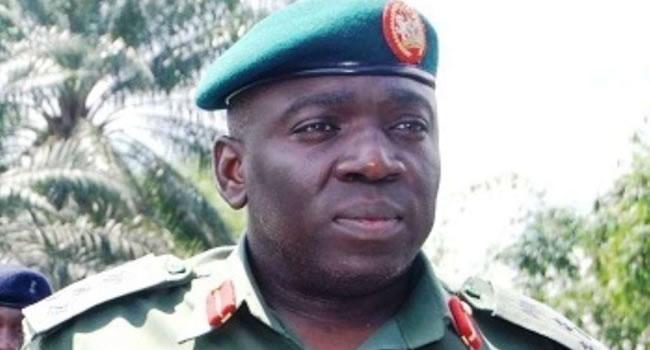 Major General Attahiru Ibrahim