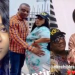 Actress Nkechi Blessing blasts colleagues trying to break her relationship with her boyfriend