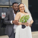 I am off the market, says Agu has he ties the knot with his lover
