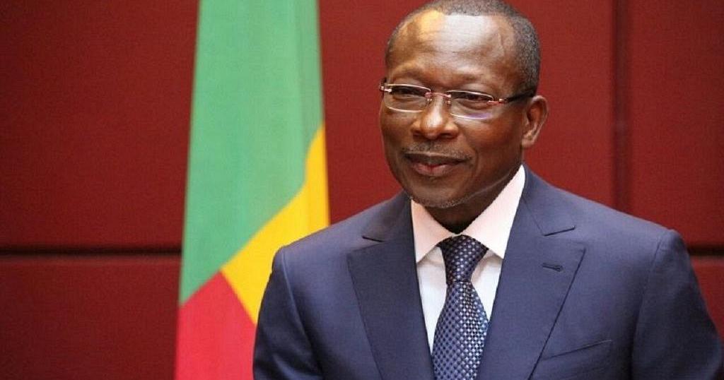 Patrice Talon Benin President