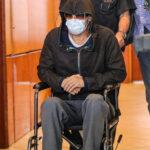 Brad Pitt leaves medical center in a wheelchair