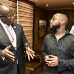 Sylva to Davido: Your generation is a smart one…we must all harmonize, brainstorm to improve life in our country