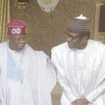 Tinubu Meets Mai Mala Buni in Abuja