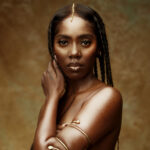Tiwa Savage reveals how she tried to bleach her skin with lemon…her struggles as the only black among her fair skined friends