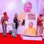 Prominent Nigerians Measures Width at Aisha Buhari's Book Launch