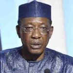 Rebels fights to take over Chad capital after president's death