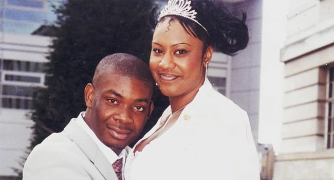 Don Jazzy N Former Wife
