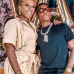 (VIDEO) Wizkid Celebrate with Ghanaian President's Daughter on 41st Birthday
