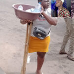 Man proposes to physically challenged hawker after she was supported with over N14M