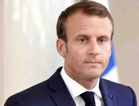 Macron France President