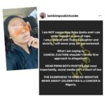 Actress Abiodun Adebimpe begs: Don't cancel Baba Ijesha yet, hear his own side of his story