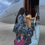 Tiwa reacts to reports that she's pregnant for Davido's staff...taking My Army to Miami