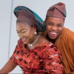 Woli Agba showers encomium on wife… You are the best thing that has happened to me