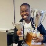 """10-year-old Nigerian becomes US national chess master hits """"2223 rating"""""""