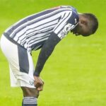 Ajayi's Club, West Brom relegated from Premier League