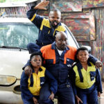 (Video) Aki and Pawpaw announce new TV series, Fatty and Son's Autos