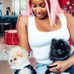 DJ Cuppy to prospective suitors… if my dogs doesn't like you, we can't date