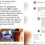 Kemi Olunloyo: Hushpuppi is wanted in six other countries, faced with 120 years in jail