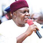Ishaku: Why Ayade Left PDP For APC