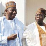 Obasanjo or Jonathan? Ex-President fingered in plot to force Buhari's resignation
