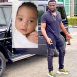 (Video)Music producer, Jude Okoye and wife, welcome their another child