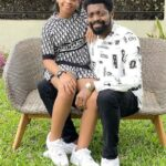 """""""Tell your sons to beware"""" –Basketmouth says as he celebrates daughter, Amy on her birthday"""