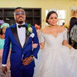 Footballer, Emmanuel Emenike and wife, Iheoma Nnadi, celebrates their 4th wedding anniversary