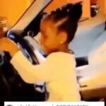 (Video) Davido gifts Sophia Momodu's daughter, Imade Range Rover car