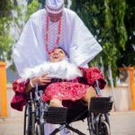 I promise you that I will always be by your side through thick and thin, physically challenged lady re-affirm promises to hubby