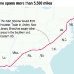 Cyber attack shuts down top U.S. pipeline network