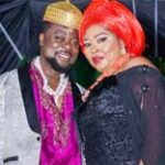 Regina Daniel's mother allegedly marries a young lover (Photos)