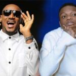 Wizkid excited as Tuface Idibia celebrated him for his 'distinct sound'