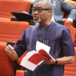 Why Abaribe Walks Out Of 9th Senate Second Year Anniversary