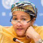 UN retains Nigeria's Amina Mohammed as deputy