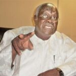 Bode George: Ongoing constitution review a waste of time