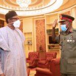 IPOB/Boko Haram: What Buhari Told Major General Farouk