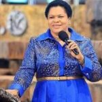 SCOAN: Evelyn Joshua Poses to Step Into TB Joshua's Shoes