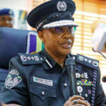 Video: IGP Usman Baba arrives Lagos, booed, by angry residents