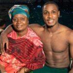 Ighalo's mother: Up NEPA no dey UAE (Video)
