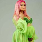 Uche Ogbodo welcomes baby… my Bunny is finally here